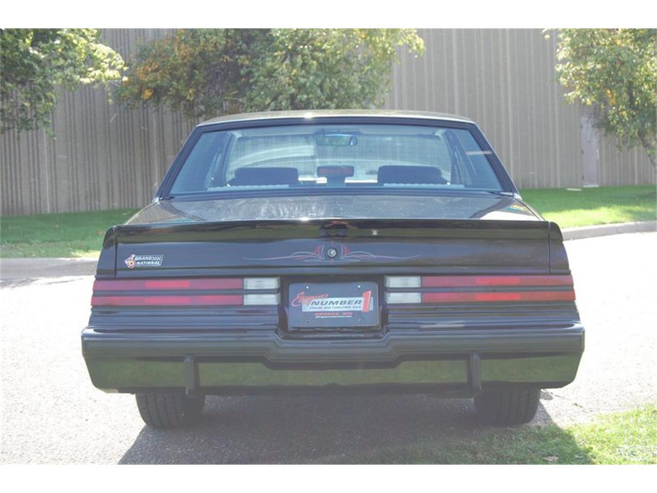 1987 Buick Grand National (CC-1271166) for sale in Rogers, Minnesota