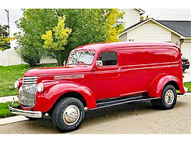 1946 Chevrolet Panel Truck (CC-1271174) for sale in Cadillac, Michigan