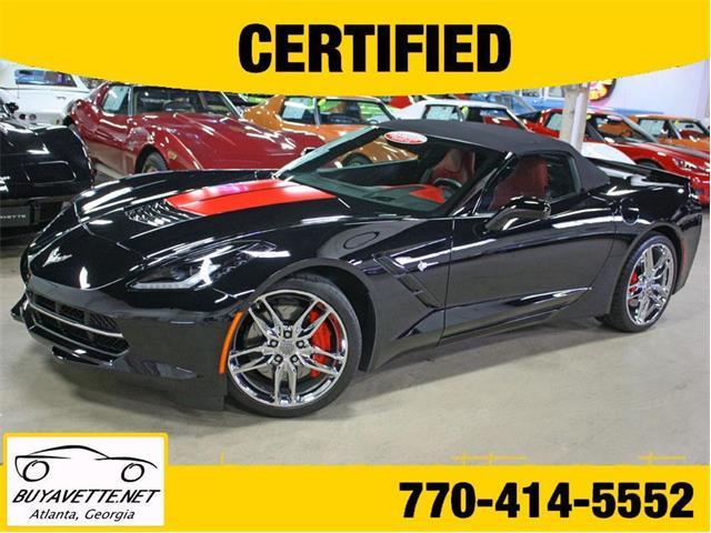 2015 Chevrolet Corvette (CC-1271178) for sale in Atlanta, Georgia
