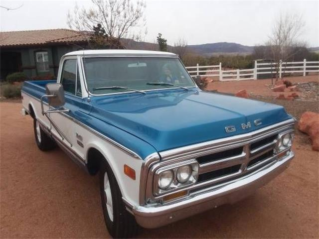 1970 GMC Pickup (CC-1271190) for sale in Cadillac, Michigan