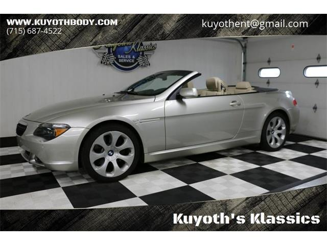 2005 BMW 6 Series (CC-1271211) for sale in Stratford, Wisconsin