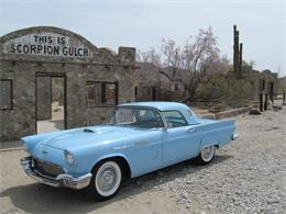 1957 Ford Thunderbird (CC-1270122) for sale in North Falmouth, Massachusetts