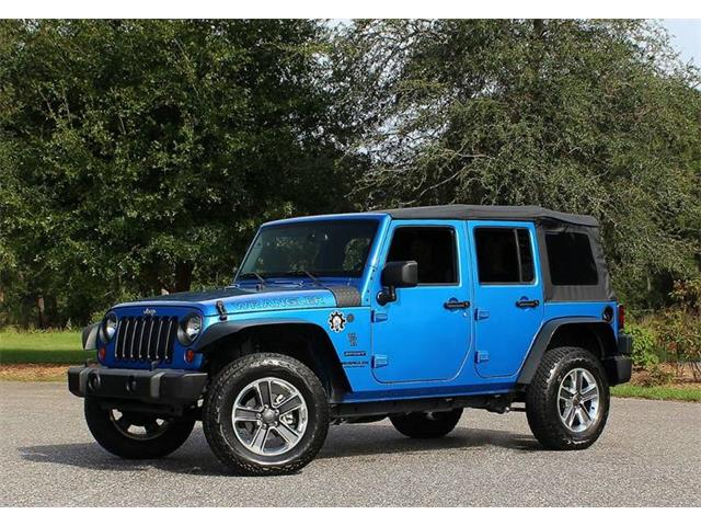 2016 Jeep Wrangler (CC-1271223) for sale in Clearwater, Florida