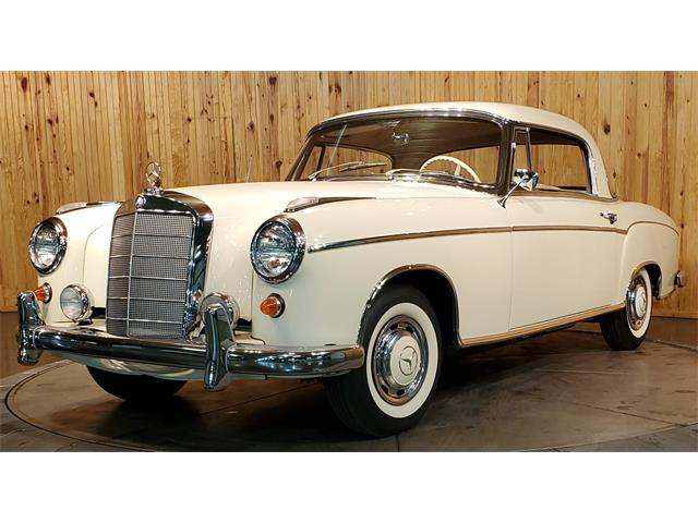 1959 Mercedes-Benz 220 (CC-1270123) for sale in Lebanon, Missouri