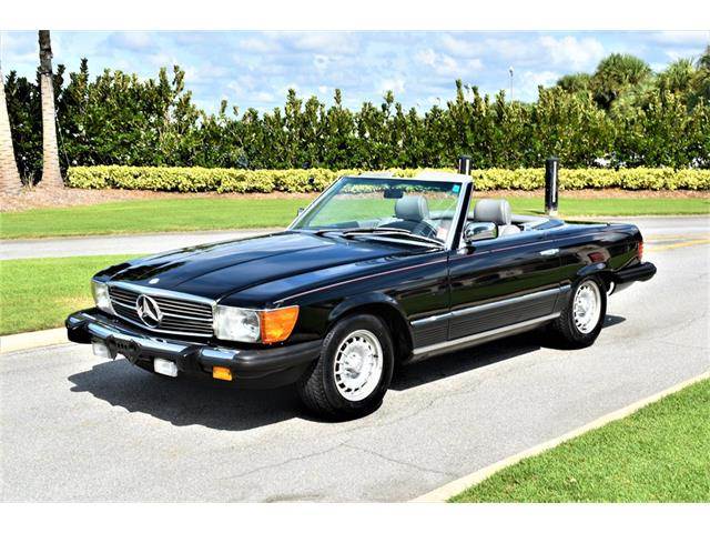 1985 Mercedes-Benz 380 (CC-1271234) for sale in Lakeland, Florida