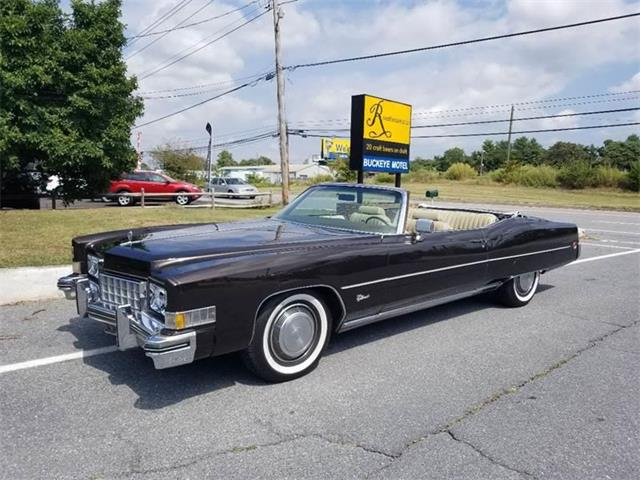 1973 Cadillac Eldorado (CC-1271246) for sale in Clarksburg, Maryland