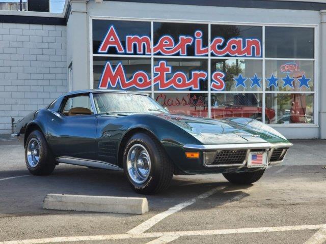 1971 Chevrolet Corvette (CC-1271256) for sale in San Jose, California