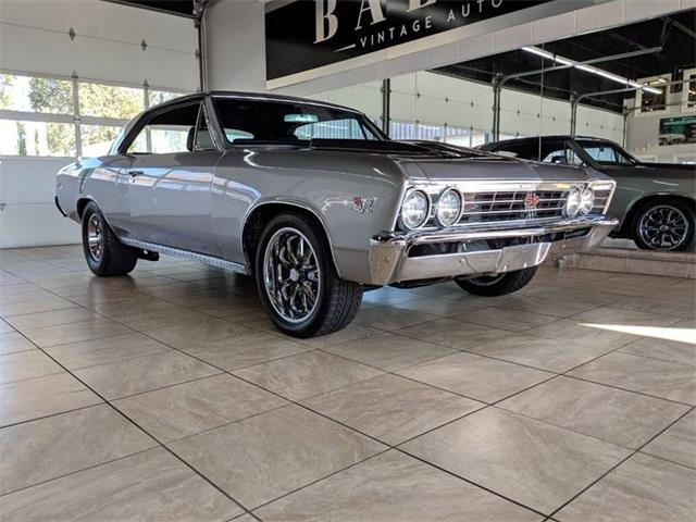 1967 Chevrolet Chevelle (CC-1271259) for sale in St. Charles, Illinois