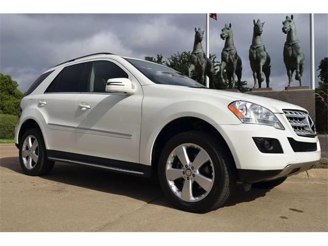 2011 Mercedes-Benz M-Class (CC-1271262) for sale in Fort Worth, Texas