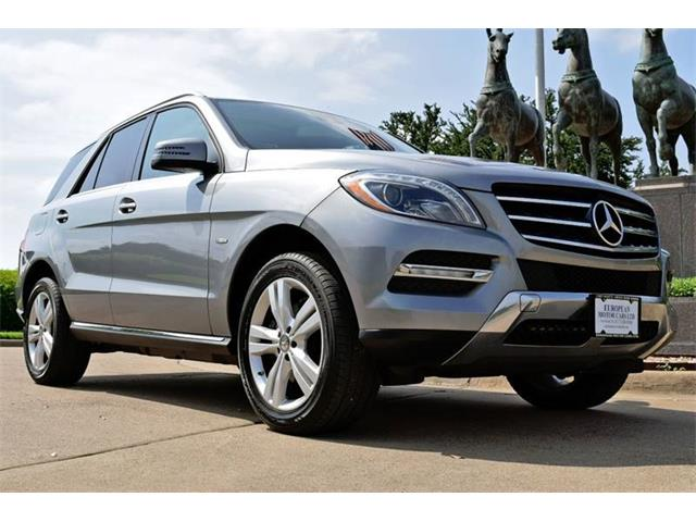 2012 Mercedes-Benz M-Class (CC-1271264) for sale in Fort Worth, Texas