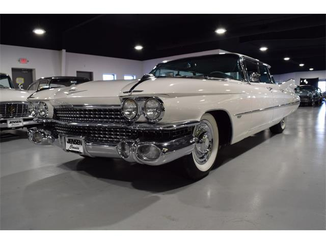 1959 Cadillac Series 62 (CC-1271279) for sale in Sioux City, Iowa