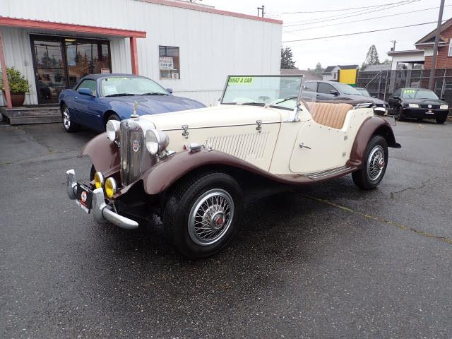 1985 MG TD (CC-1271282) for sale in Tacoma, Washington