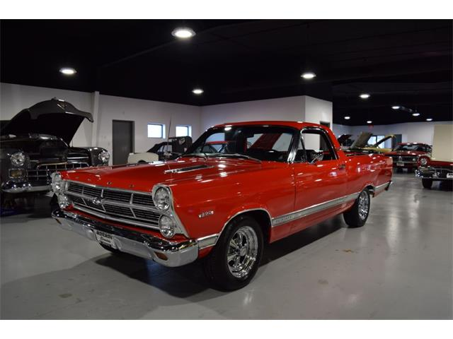 1967 Ford Ranchero 500 (CC-1271283) for sale in Sioux City, Iowa