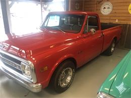 1969 Chevrolet C/K 10 (CC-1271286) for sale in Clarksville, Georgia