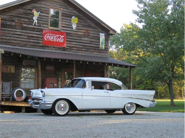 1957 Chevrolet Bel Air (CC-1271293) for sale in Kokomo, Indiana
