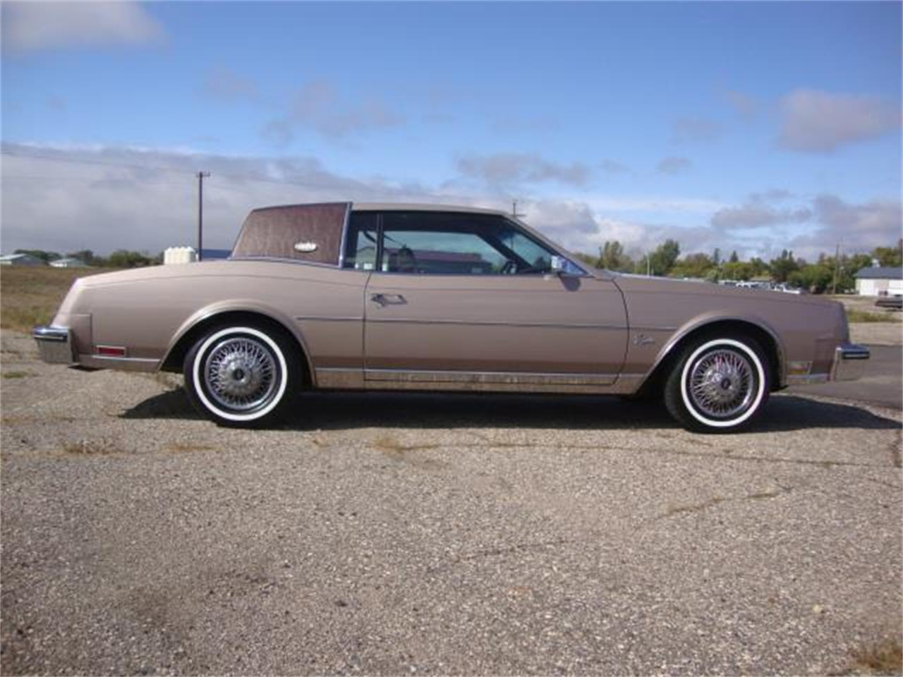 1983 Buick Riviera (CC-1271310) for sale in Milbank, South Dakota