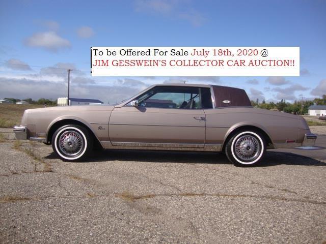 1983 Buick Riviera (CC-1271310) for sale in Milbank, South Dakota