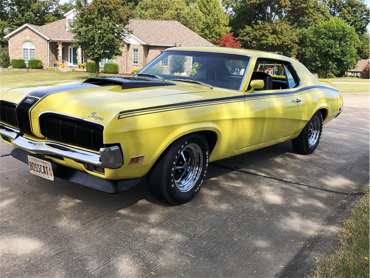 1970 Mercury Cougar (CC-1271316) for sale in waterloo, Illinois