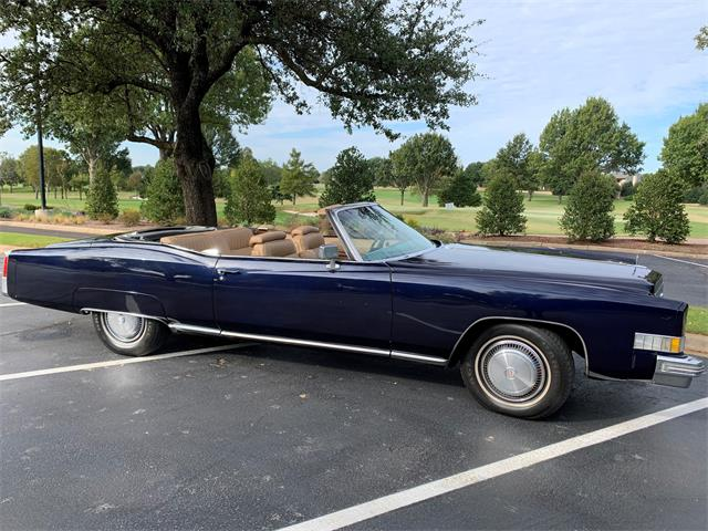 1974 Cadillac 2-Dr Convertible (CC-1271317) for sale in Oklahoma City, Oklahoma