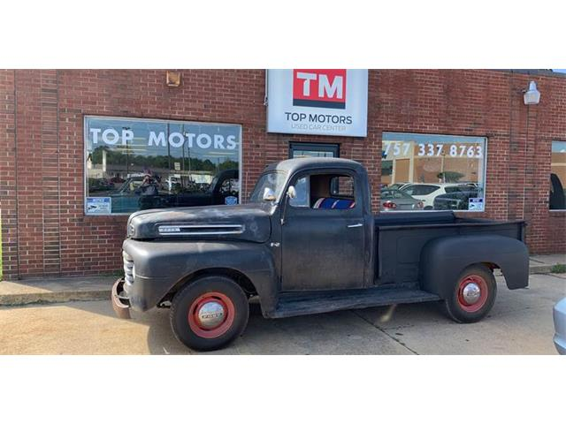 1950 Ford F100 (CC-1270132) for sale in Portsmouth, Virginia