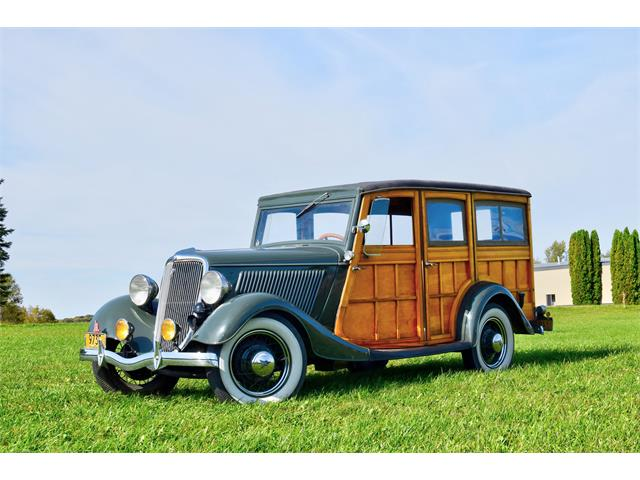 1934 Ford Woody Wagon (CC-1271322) for sale in Watertown, Minnesota