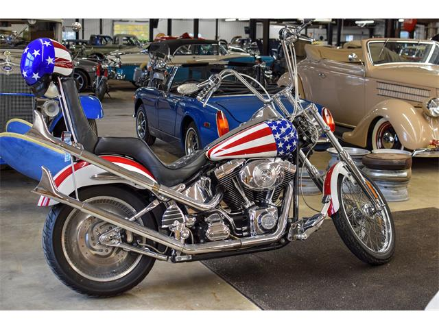 2001 Harley-Davidson Softail (CC-1271327) for sale in Watertown, Minnesota