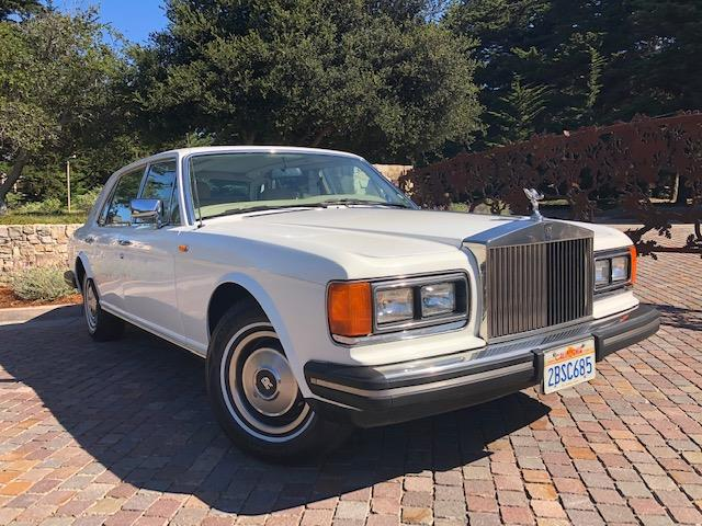 1981 Rolls-Royce Silver Spur (CC-1271333) for sale in Monterey, California