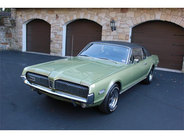 1968 Mercury Cougar (CC-1271337) for sale in Pittsburgh, Pennsylvania