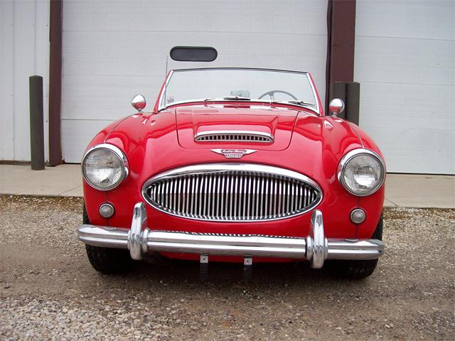 1962 Austin-Healey 3000 (CC-1271340) for sale in medina, Ohio