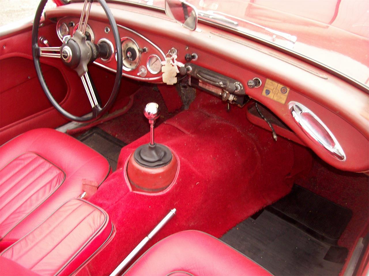 1962 Austin-Healey 3000 (CC-1271340) for sale in medina, Ohio