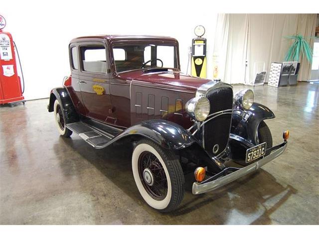 1932 Chevrolet 5-Window Coupe (CC-1271341) for sale in Marietta, Georgia