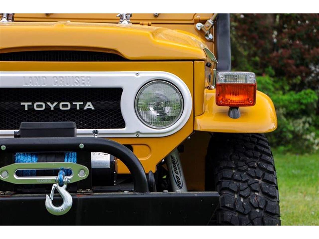1977 Toyota Land Cruiser FJ (CC-1271344) for sale in Marietta, Georgia