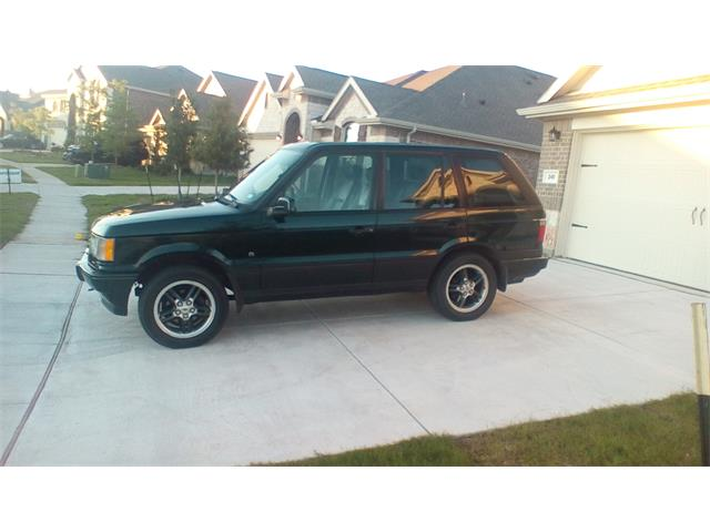 2000 Land Rover Range Rover (CC-1271356) for sale in Fate, Texas