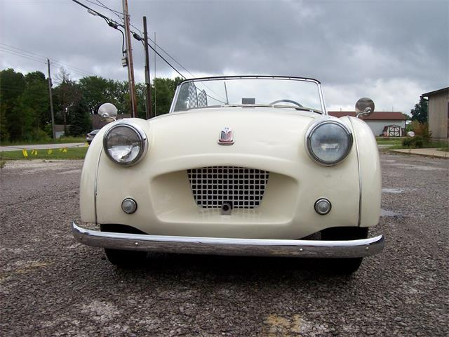 1954 Triumph TR2 (CC-1271357) for sale in medina, Ohio