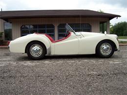 1954 Triumph TR2 (CC-1271357) for sale in medina, Ohio