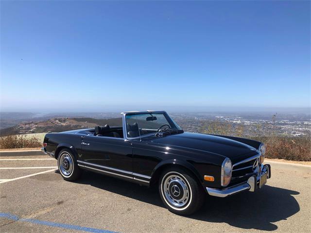 1970 Mercedes-Benz 280SL (CC-1271361) for sale in Solana Beach, California