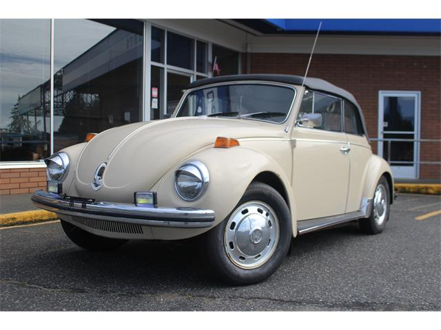 1971 Volkswagen Beetle (CC-1271371) for sale in Lynden, Washington