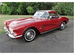 1962 Chevrolet Corvette (CC-1271375) for sale in Tebbetts, Missouri