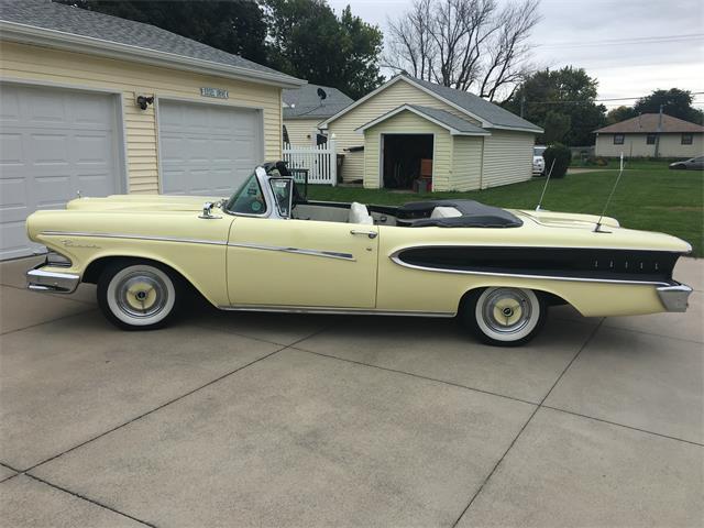 1958 Edsel Pacer (CC-1271382) for sale in Fremont, Nebraska