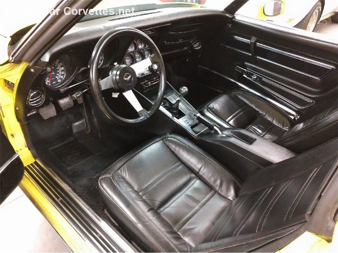 1977 Chevrolet Corvette (CC-1271385) for sale in martinsburg, Pennsylvania