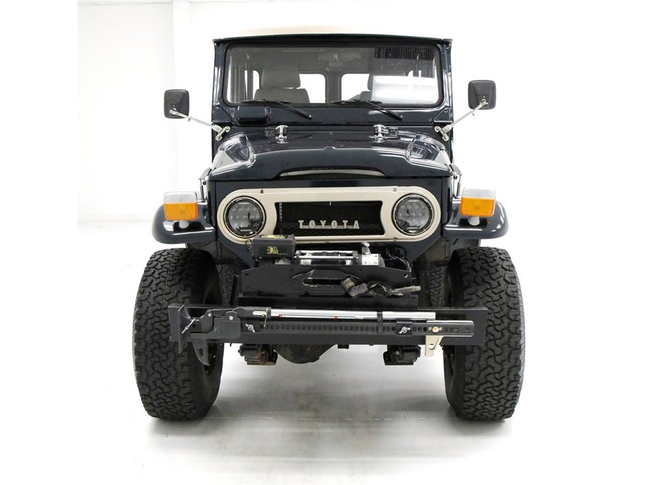 1976 Toyota Land Cruiser FJ (CC-1271409) for sale in Morgantown, Pennsylvania