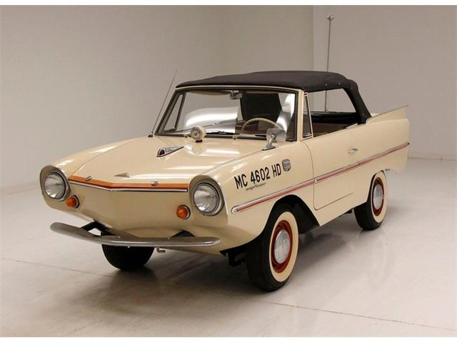 1964 Amphicar 770 (CC-1271411) for sale in Morgantown, Pennsylvania