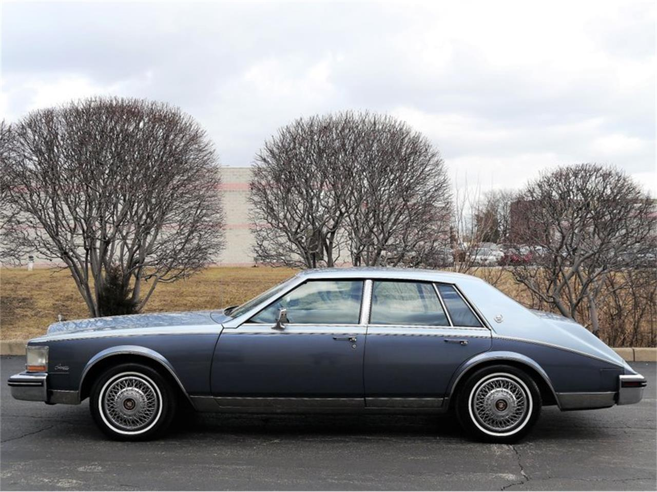 1985 Cadillac Seville (CC-1271428) for sale in Alsip, Illinois