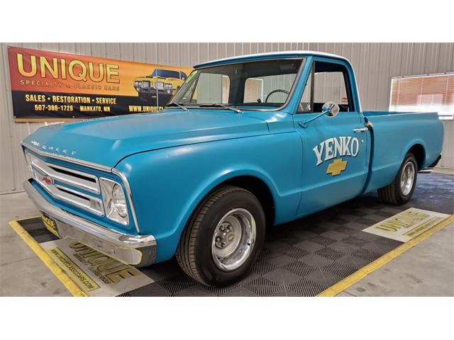 1967 Chevrolet C10 (CC-1271434) for sale in Mankato, Minnesota