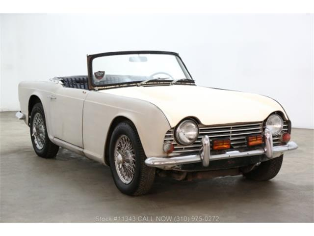 1964 Triumph TR4 (CC-1271458) for sale in Beverly Hills, California