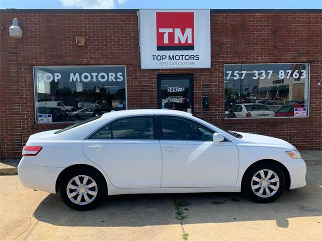 2010 Toyota Camry (CC-1270146) for sale in Portsmouth, Virginia