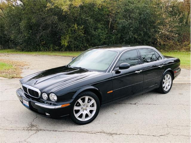 2004 Jaguar XJ (CC-1271465) for sale in Mundelein, Illinois