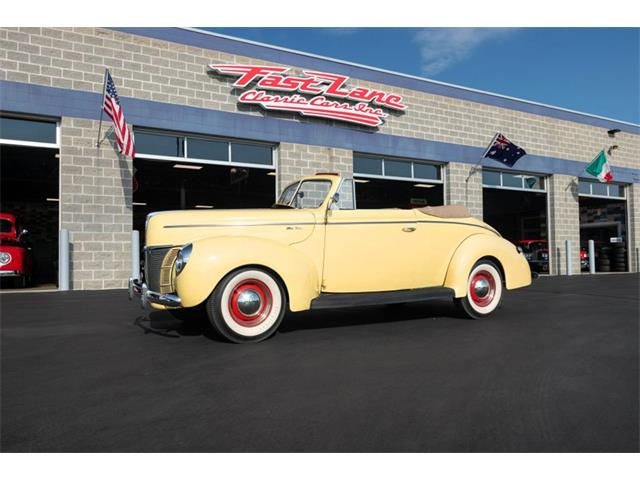 1940 Ford Deluxe (CC-1271469) for sale in St. Charles, Missouri