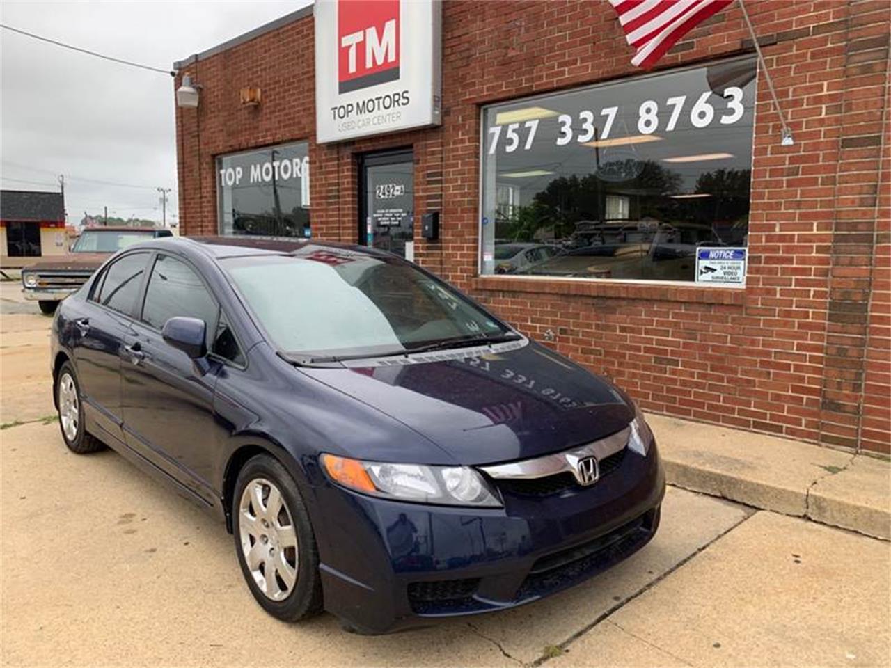 2010 Honda Civic (CC-1270153) for sale in Portsmouth, Virginia