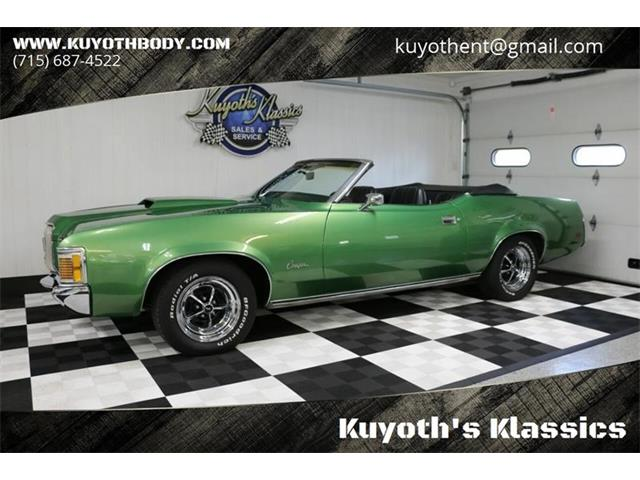 1971 Mercury Cougar (CC-1271577) for sale in Stratford, Wisconsin